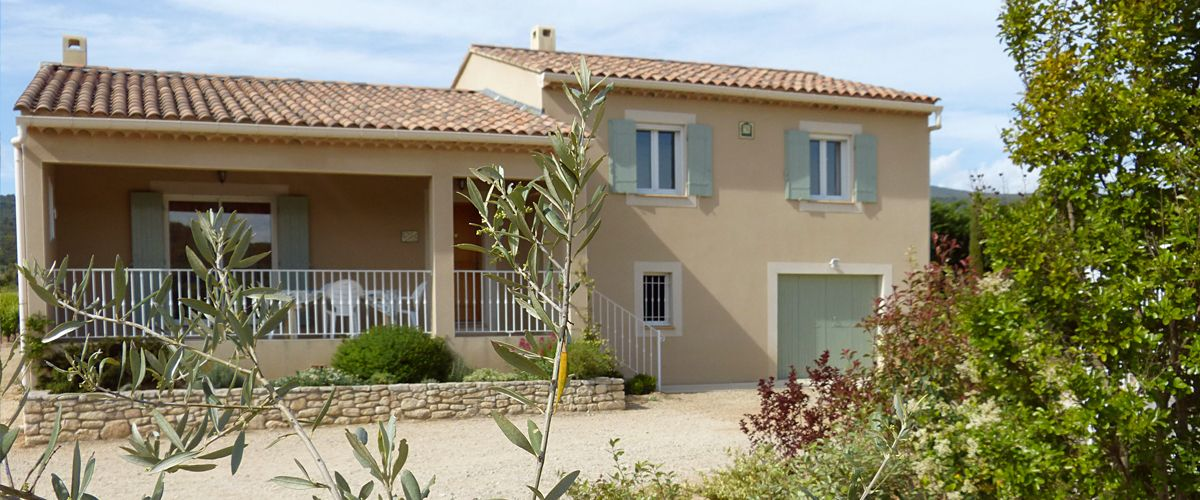 Provencal detached house